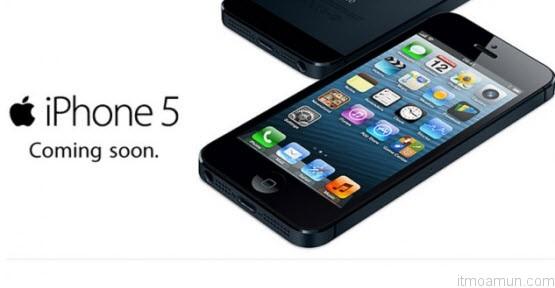 iPhone 5 เครื่องศูนย์เมืองไทยที่ AIS และ True
