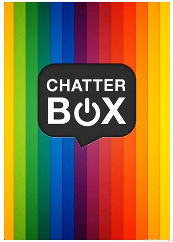 Chatterbox Application แอพพลิเคชั่นดูทีวี