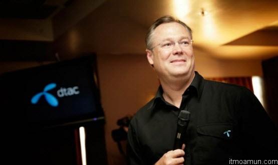 จอน เอ็ดดี้ อับดุลลาห์ ประธานเจ้าหน้าที่บริหาร บริษัท Dtac