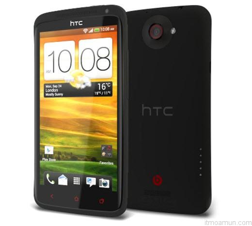 HTC One X Plus เปิดตัวอย่างเป็นทางการ