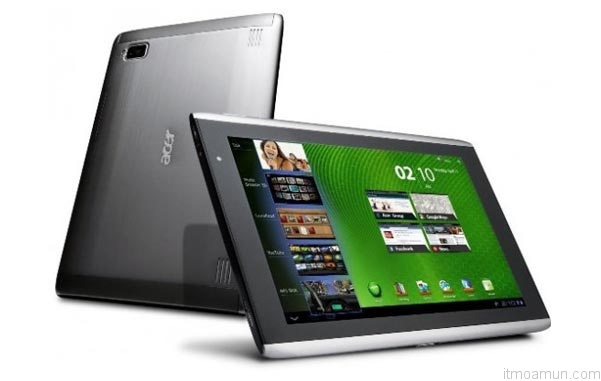 Acer Iconia A700, Iconia A701