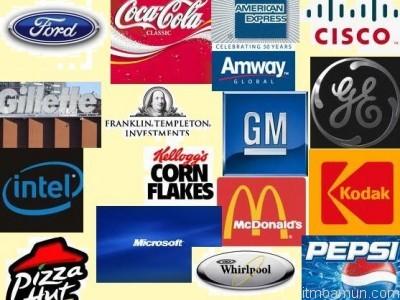 บริษัทขนาดใหญ่ของสหรัฐฯ