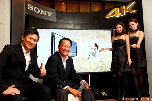 Sony BRAVIA LCD 4K TV