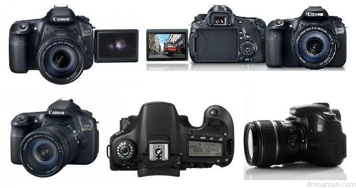 กล้อง Canon EOS 60Da ถ่ายภาพดวงดาว