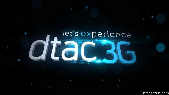 Dtac 3G