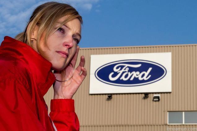 Ford Motor ขาดทุนหนัก ปิดโรงงานผลิตในประเทศเบลเยียม