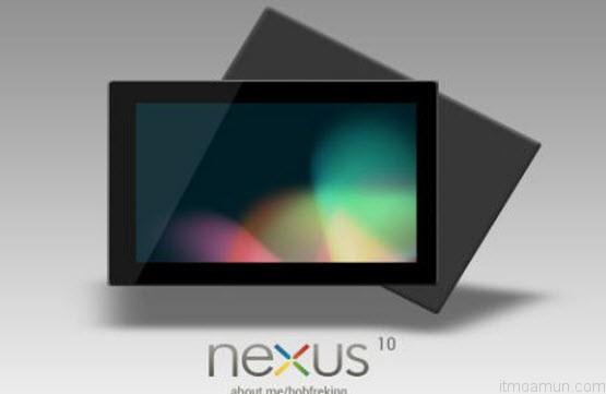 Nexus 4 Smartphone, Nexus 10 Tablet
