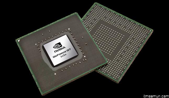 Nvidia GTX670MX, 675MX สำหรับ Notebook