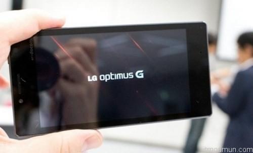 "Optimus G Nexus ประกาศแผนการผลิตและจำหน่ายสมาร์ทโฟนรุ่น ""เน็กซัส"" ใหม่ในเดือนตุลาคมนี้"