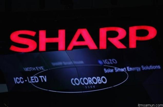 Sharp หน้าจอ LCD IGZO