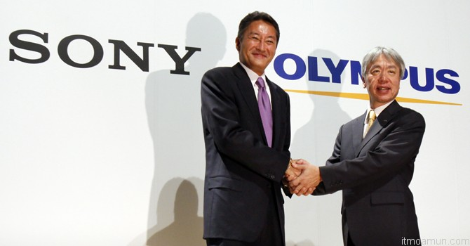 Sony จับมือ Olympus สร้างกล้องส่องอวัยวะร่างกายแบบ 3D