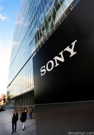 บริษัทโซนี่ที่ประเทศญี่ปุ่น