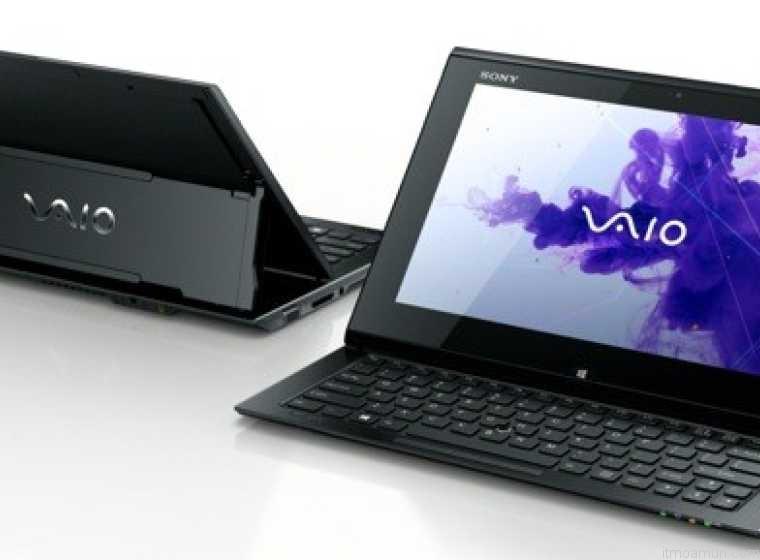 Sony VAIO Duo 11, Tap 20