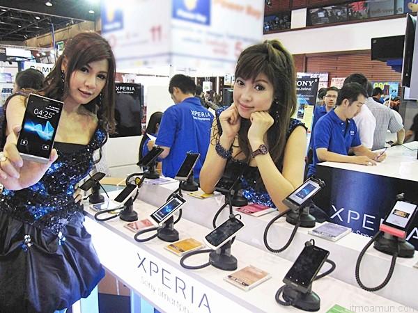Sony Xperia™ SL