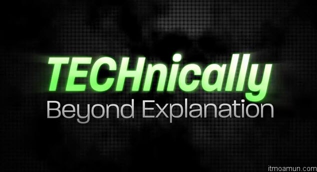 AMD TECHnically Beyond Explanation โปรเซสเซอร์