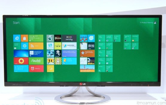LG EA93 Ultra widescreen Review