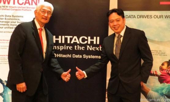 Hitachi Unified Compute Platform