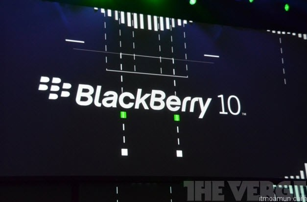 BlackBerry 10 งานเปิดตัว