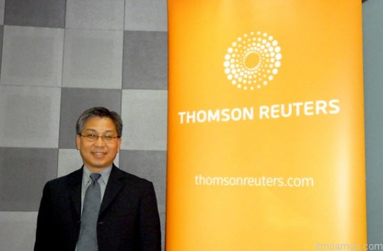 Thomson Reuters เว่ย ฟู วอง