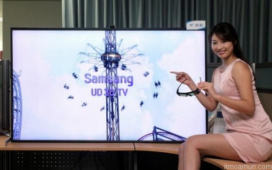 Samsung TV UHD LED 85 นิ้ว