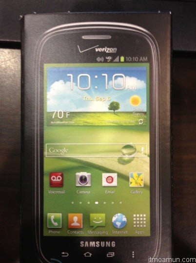 Samsung Stratosphere II Review