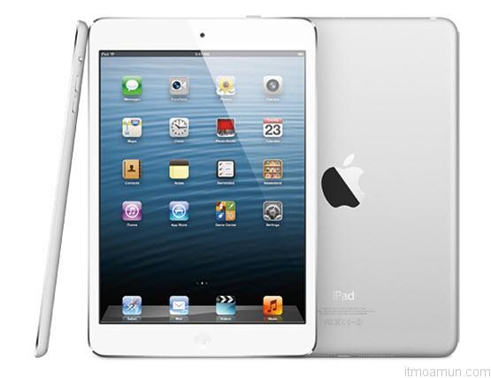 iPad mini วางขายในไทย
