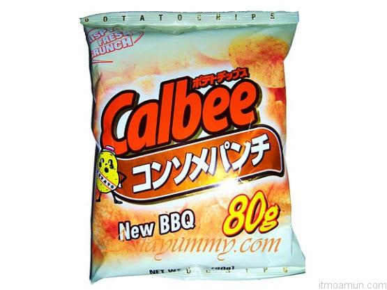 ขนม Calbee Japan