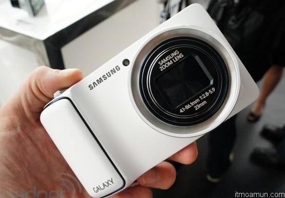 Galaxy Camera Review