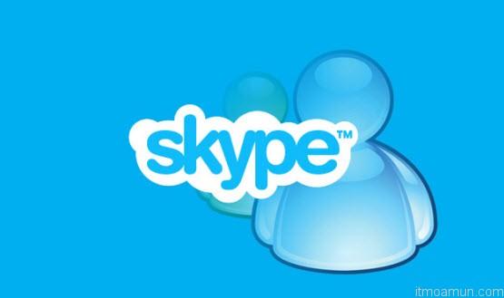 Skype บริการที่จะมาแทน Windows Live Messenger