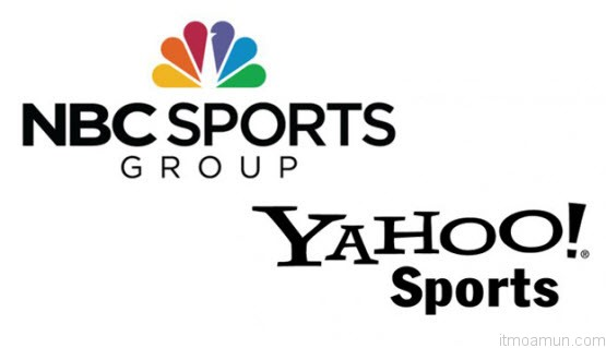 Yahoo Sport และ NBC Sport