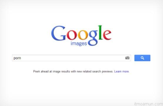 Google images ปรับการแสดงผลรูปภาพไม่แสดงรูปโป๊