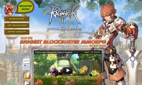 Ragnarok Online 2 เซิฟเวอร์อาเซียน