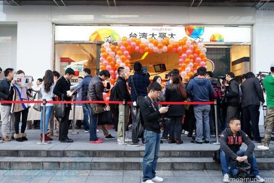 iPhone 5 ในประเทศจีน