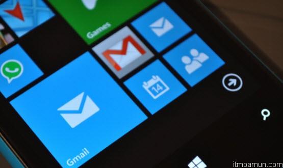 Google Gmail บน Windows Phone เตรียมปิดบริการ