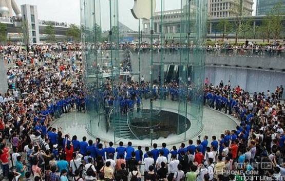Apple Store ในประเทศจีน