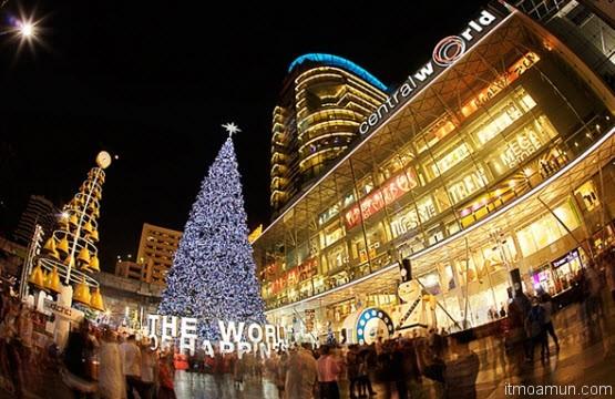 เคานท์ดาวหน้า Central World 2013 ปี 2556
