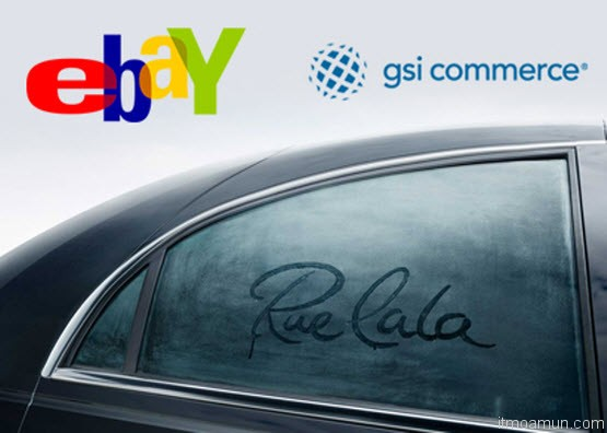 GSI Commerce and ebay