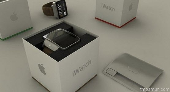 Apple iWacth นาฬิกามือถือ