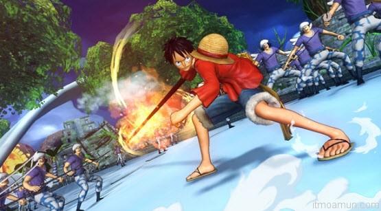 เกมส์ Onepiece Kaizoku Musou 2