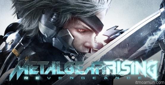 เกมส์ Metal Gear Rising: Revengeance