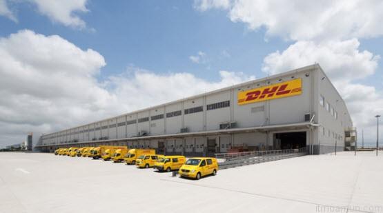 DHL ภูมิภาคเอเชีย