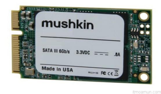 Mushkin mSATA SSD 480GB