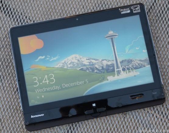 Lenovo ThinkPad Twist Review