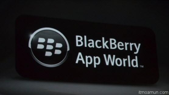 แอพพลิเคชั่นสำหรับ BlackBerry 10