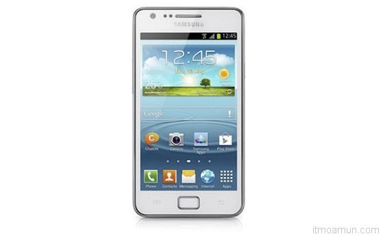 Samsung Galaxy S II Plus ซัมซุง Galaxy S II พลัส