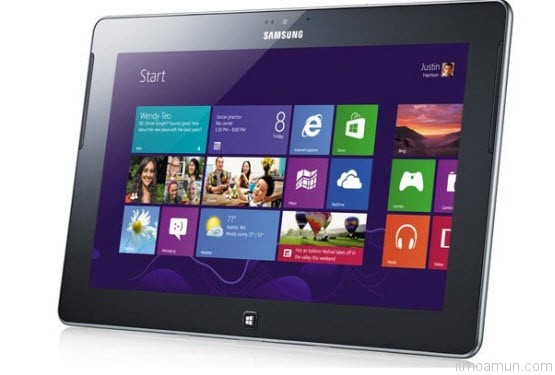 Samsung Windows RT Tablet