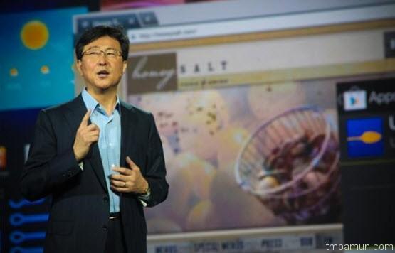 มือถือ Samsung CPU 8 core