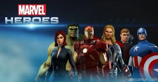 เกมส์ Marvel Heroes