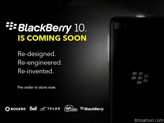 BlackBerry Live, BlackBerry 10