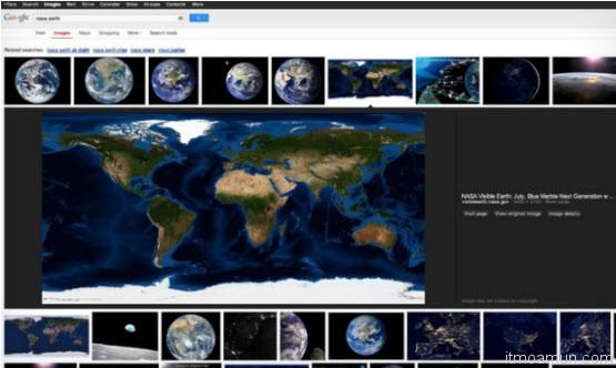 การค้นหารูปภาพของ Google